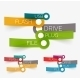 Tag Cloud Stickers - GraphicRiver Item for Sale