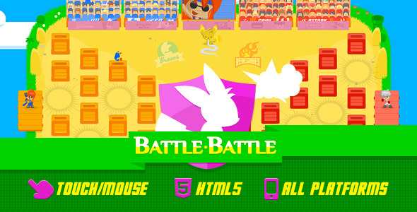 CodeCanyon Game BattleBattle 8525037