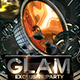 Glam Exclusive Flyer - GraphicRiver Item for Sale