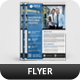 Corporate Flyer Template Vol 28 - GraphicRiver Item for Sale