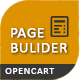 Page Builder For Opencart - CodeCanyon Item for Sale