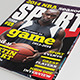 25 Pages Sport Magazine Vol69 - GraphicRiver Item for Sale