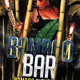 Bamboo Bar Flyer Template - GraphicRiver Item for Sale