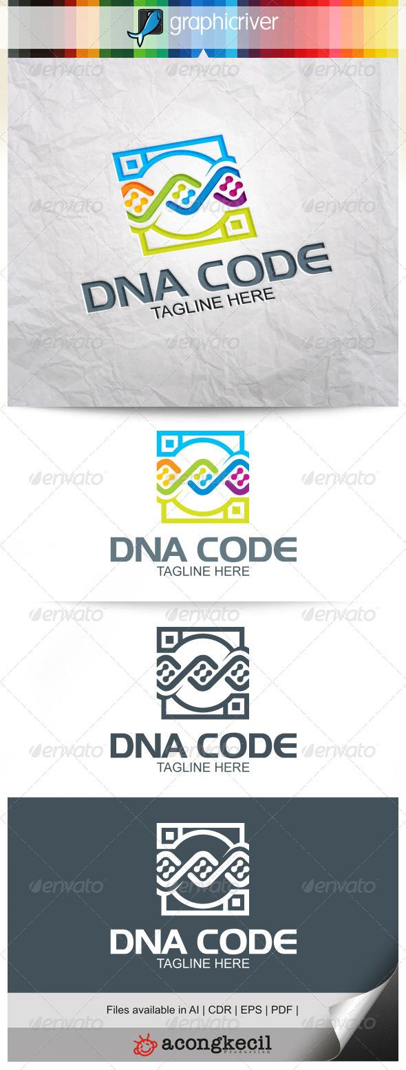 GraphicRiver DNA Code 8527297