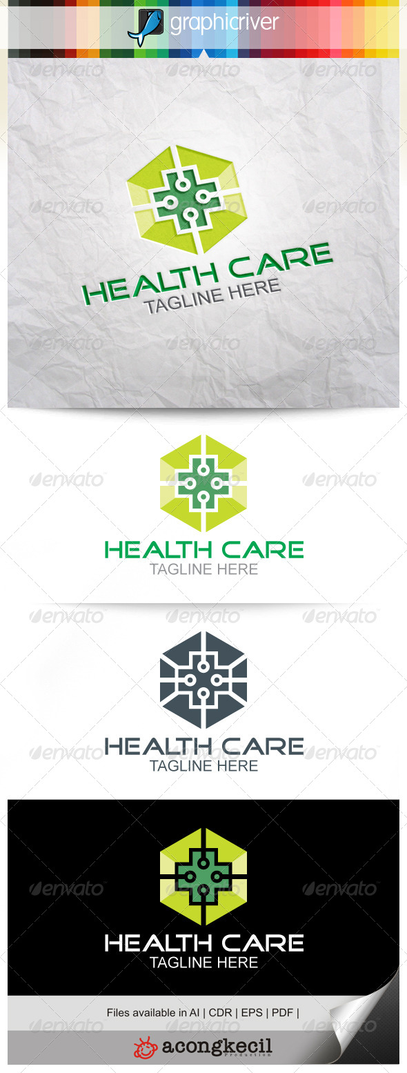 GraphicRiver Health Care 8527303
