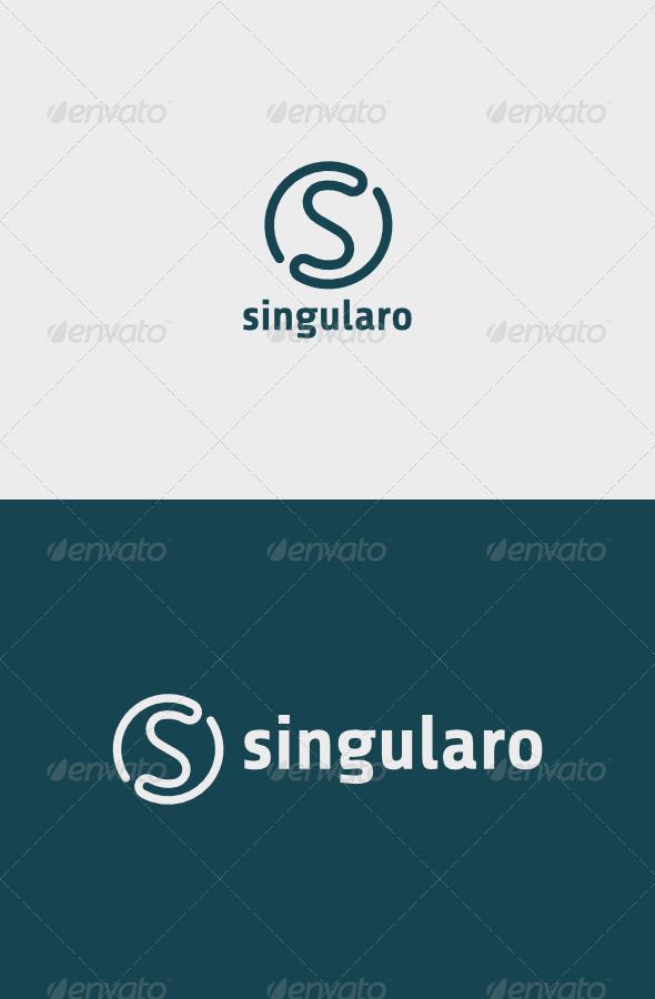 GraphicRiver Singularo Logo 8527319
