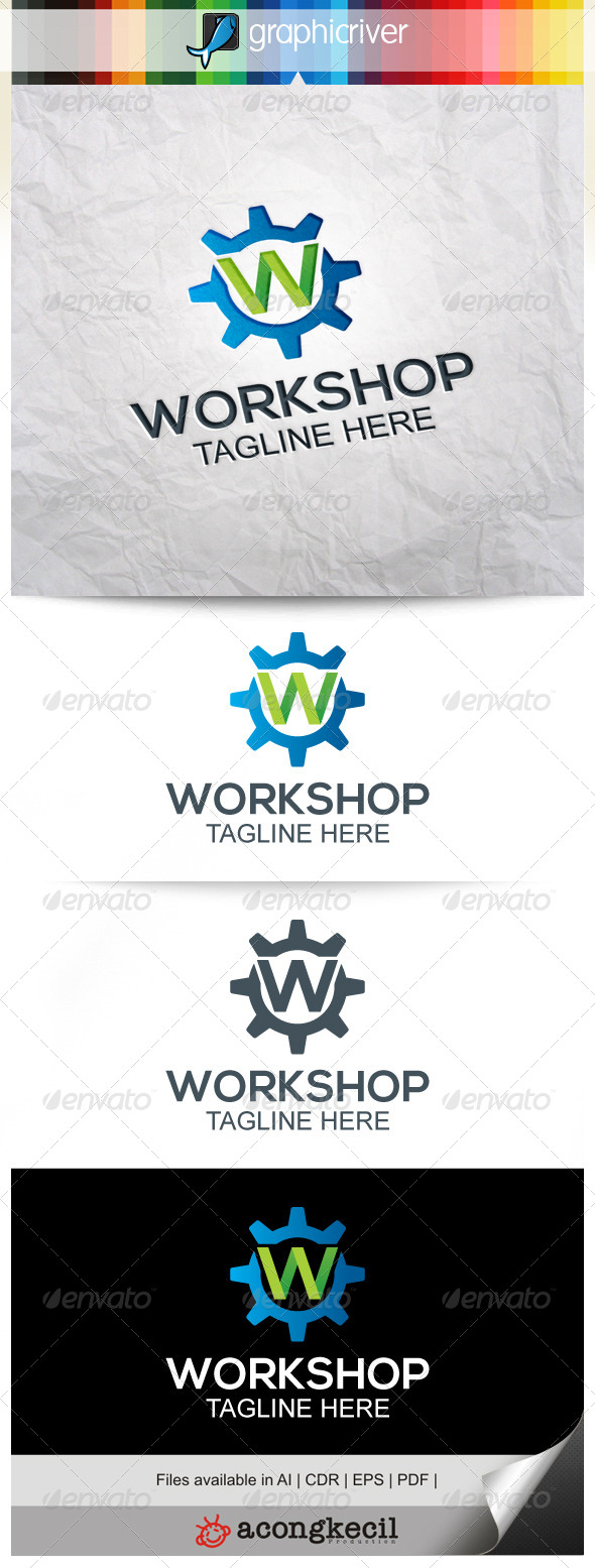 GraphicRiver Workshop 8528230