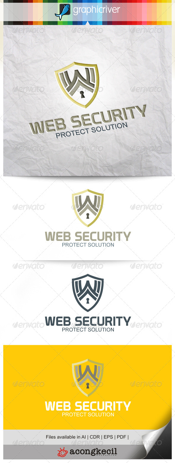 GraphicRiver Web Security V.2 8529580
