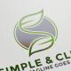 Letter S | Leaf | Green Logo - GraphicRiver Item for Sale