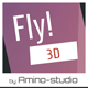 Fly! 3D - Attractive jQuery Effect