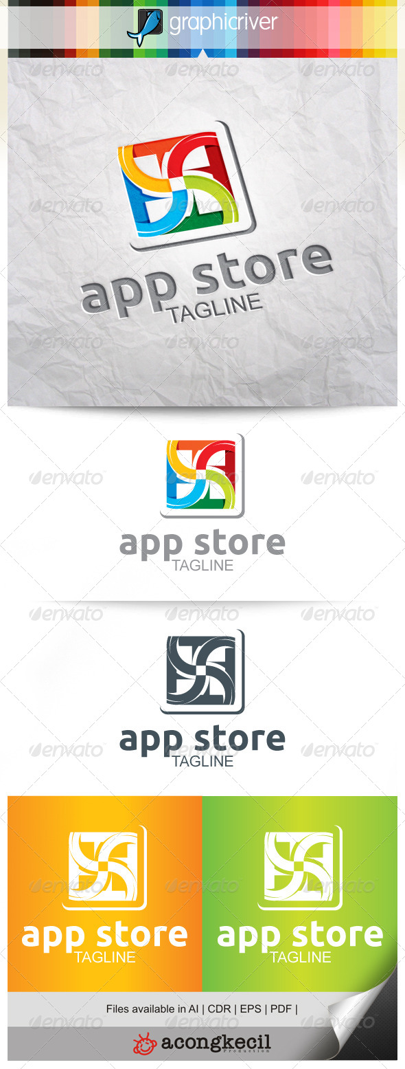 GraphicRiver App Store 8529993