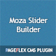 Moza Slider Builder Plugin For PageFlex CMS - CodeCanyon Item for Sale