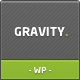 Gravity - Business Theme for Creative & Corporate - ThemeForest Item for Sale