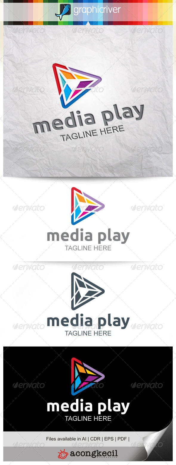 GraphicRiver Media Play V.5 8530177