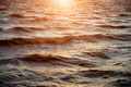 Black water of the Lake at sunset. - PhotoDune Item for Sale