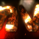 Fire Grunge Logo Reveal - VideoHive Item for Sale