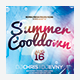 Summer Cooldown Party Flyer - GraphicRiver Item for Sale