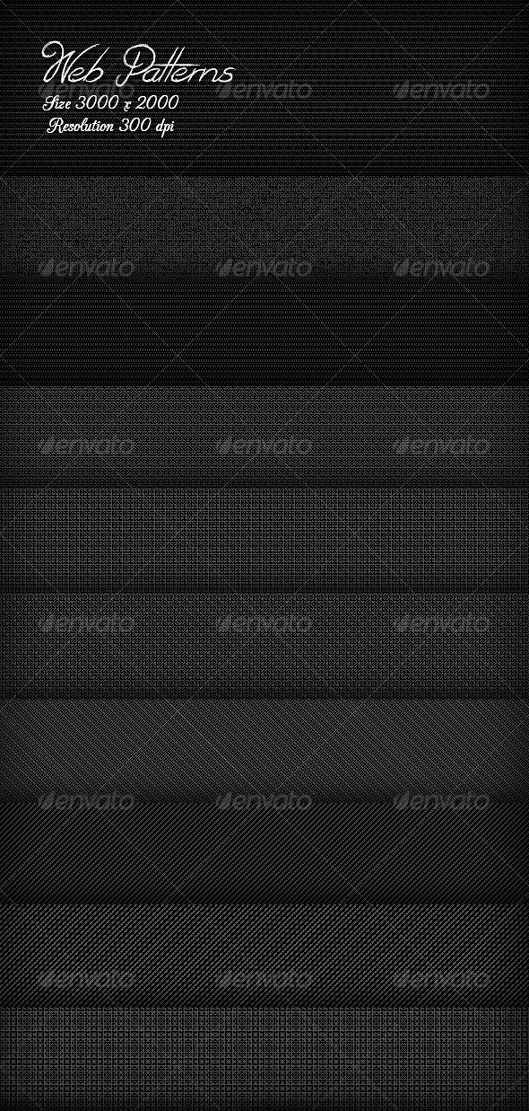 GraphicRiver Web Patterns 8530414
