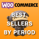 WooCommerce Best Sellers By Period