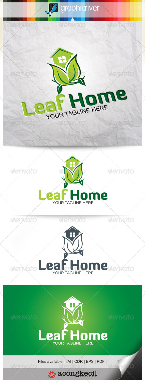 GraphicRiver Leaf Home V.4 8531754
