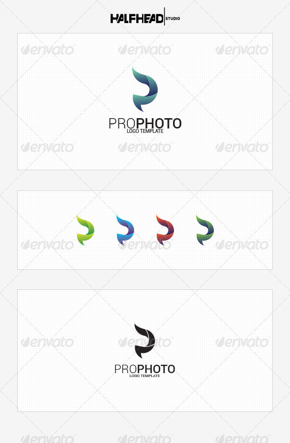 ProPhoto Logo Template