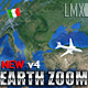 Realistic 3D Earth Zoom Maker - VideoHive Item for Sale