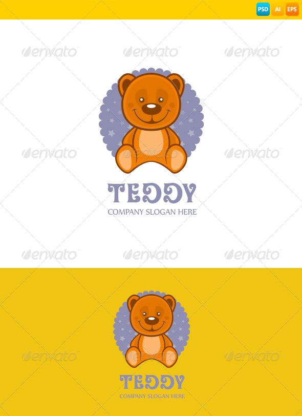GraphicRiver Bear Logo 8531985