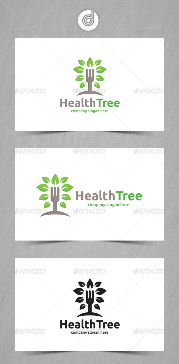 GraphicRiver Health Tree 8532077