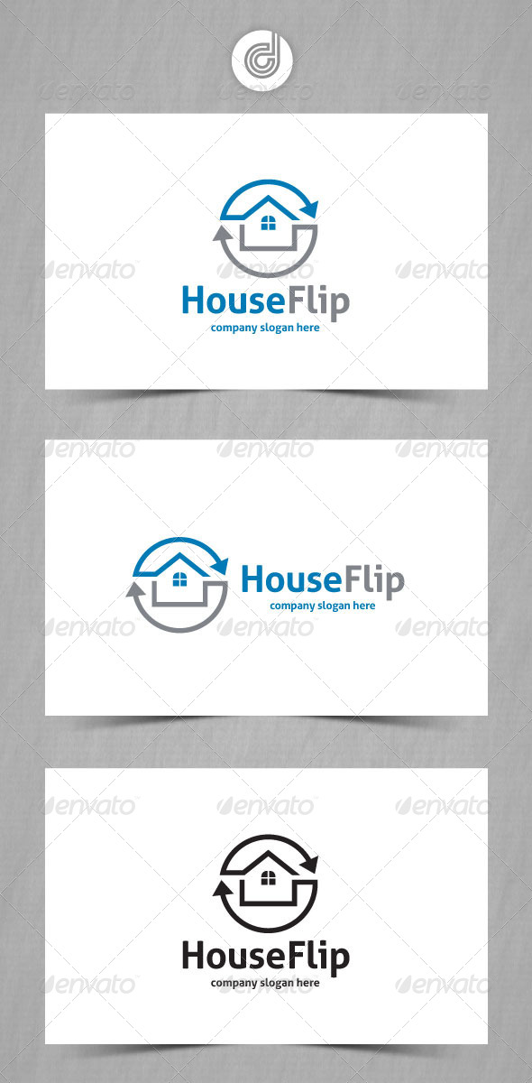 GraphicRiver House Flip 8532169