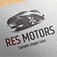 Res Motors Logo - GraphicRiver Item for Sale