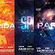 Flyer Club Party Bundle Vol. 8 - GraphicRiver Item for Sale