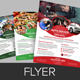 Multipurpose Business Flyer Design Template  - GraphicRiver Item for Sale