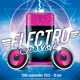 Electro Sessions - GraphicRiver Item for Sale