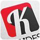 Korin Designs Logo Template - GraphicRiver Item for Sale