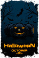 Grunge Background for Halloween Party - PhotoDune Item for Sale