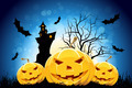 Halloween Party Background - PhotoDune Item for Sale