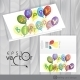 Greeting Card Design, Template - GraphicRiver Item for Sale