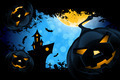 Grungy Halloween Background - PhotoDune Item for Sale