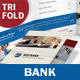 Bank Trifold Brochure - GraphicRiver Item for Sale