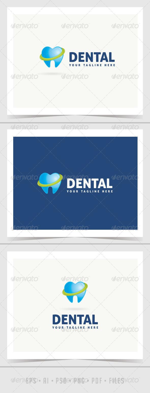 GraphicRiver Dental Logo Template 8525357