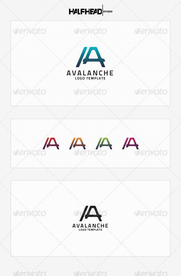 Avalanche Logo Template