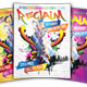 Reclaim Street Dance Flyer - GraphicRiver Item for Sale