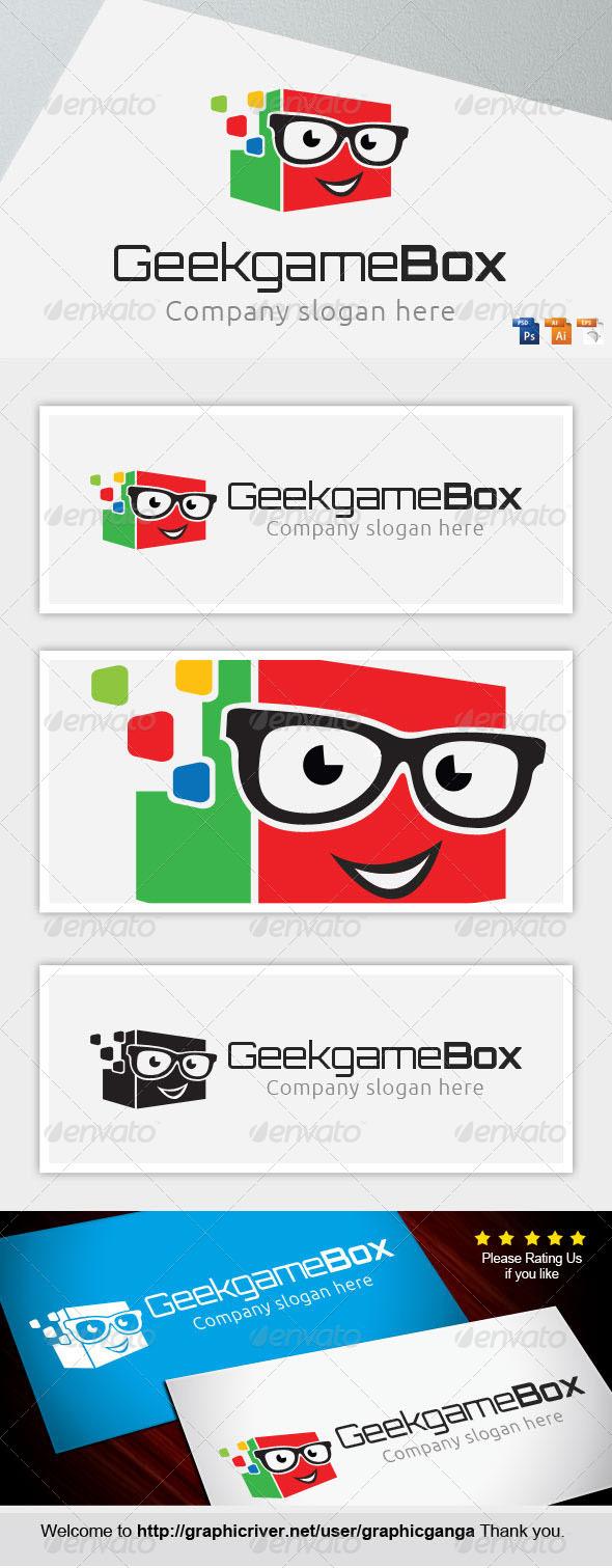 GraphicRiver Geekgame Box 8511015