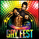 Gay Fest Poster/Flyer - GraphicRiver Item for Sale