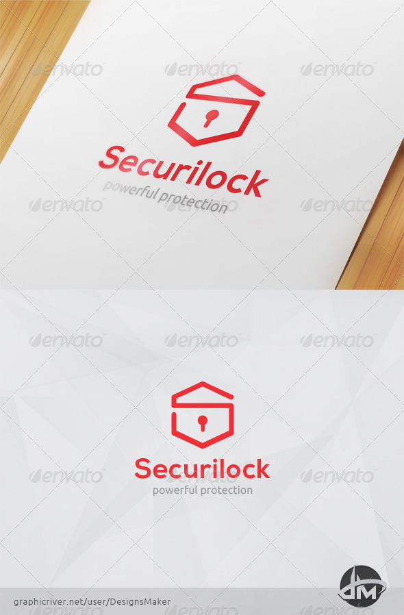 GraphicRiver Securilock 8535353
