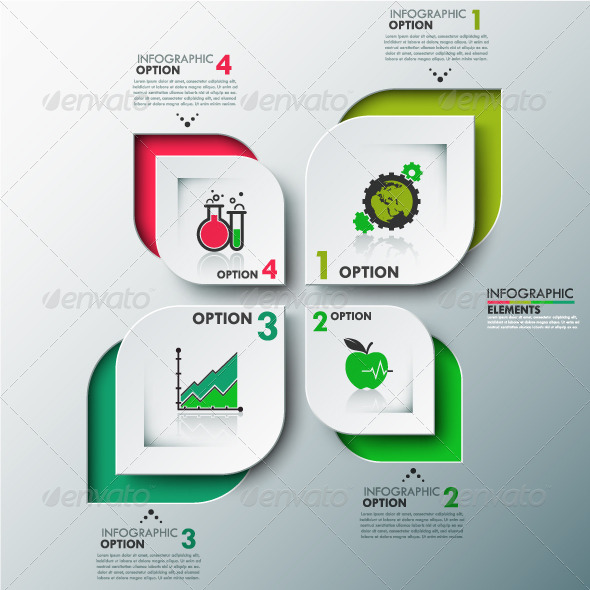 GraphicRiver Eco Modern Infographic Options Banner 8535405