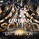 Urban Sound Party Flyer - GraphicRiver Item for Sale