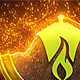 Magic Gold Particles Logo Reveal - VideoHive Item for Sale