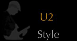 U2 Style