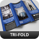 Creative Corporate Tri-Fold Brochure Vol 23 - GraphicRiver Item for Sale